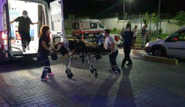 3 aracın karıştığı kazada 1 kişi öldü, 5 kişi yaralandı