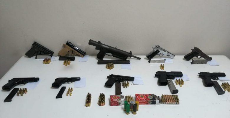 Keşan'da silah ve uyuşturucu…