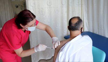 Trakya'da uygulanan aşı sayısı 1 milyon 865 bin doza yaklaştı
