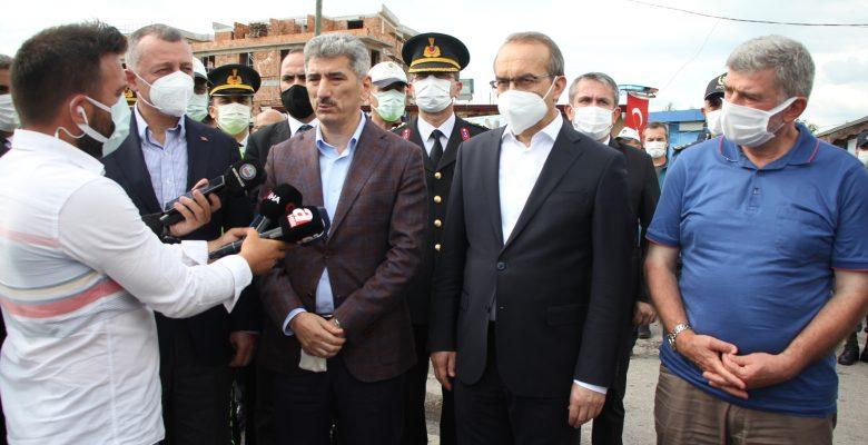 İçişleri Bakan Yardımcısı İnce, Kocaeli'de trafik denetimlerine katıldı:
