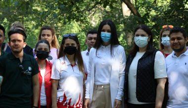 AK Parti'nin gençlere yönelik çevre projesi Edirne'de start aldı