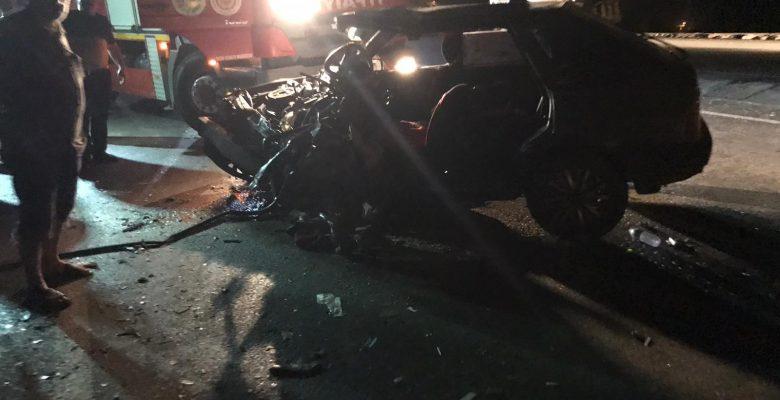 Feci kaza! 5 yaralı