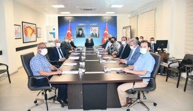 Tekirdağ'da İl İstihdam ve Mesleki Eğitim Kurulu toplantısı yapıldı
