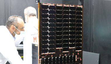 """TÜBİTAK'ta geliştirilen """"uzay kalifiye güneş paneli"""" kullanıma hazır"""