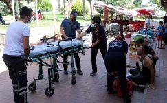Edirne'de bıçaklı kavga! 2 yaralı