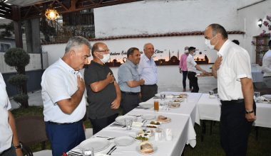 Edirne Valiliği muharrem ayı dolayısıyla iftar