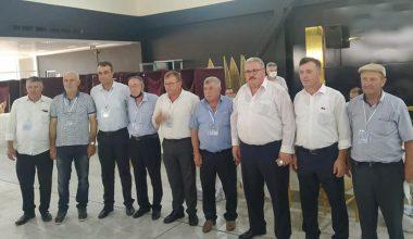Hayrabolu Süt Üreticileri Birliği Genel Kurul Toplantısı yapıldı