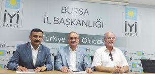 İYİ Parti Grup Başkanı Tatlıoğlu'ndan orman yangınlara yönelik açıklama!