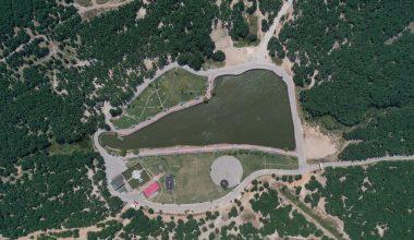 Ormanlık alanlarda drone ile kontrol