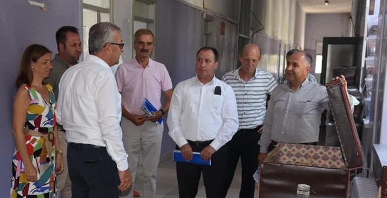 Keşan'lı il Genel Meclis üyelerini Müze Keşan'da misafir etti