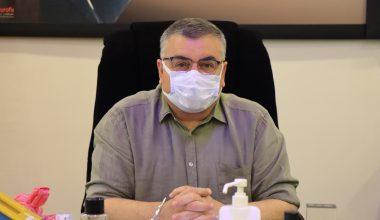 Kovid-19'u yenen Başkan Kesimoğlu, vatandaşları aşıya çağırdı