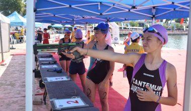 Modern Pentatlon Biathle-Triathle Türkiye Şampiyonası başladı