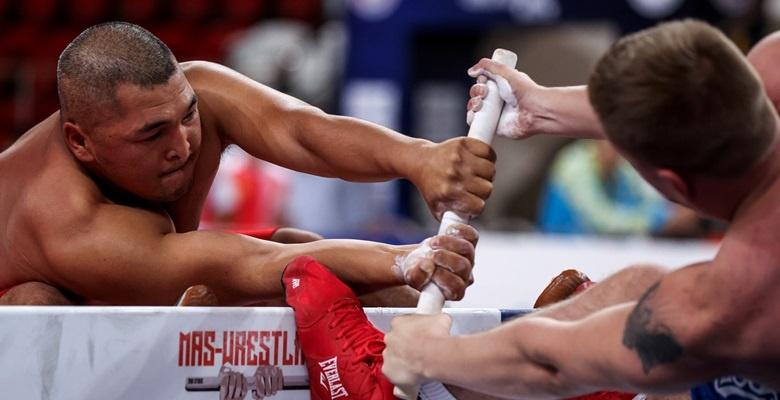 2021 Dünya Mas Güreşi Şampiyonası'nın ikinci ayağı başladı