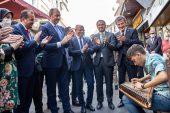 Adalet Bakanı Gül, AK Parti Bursa İl Başkanlığı'nda konuştu