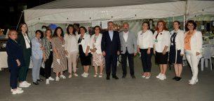 AK Parti'li Bülent Turan, Çanakkale'de kermese katıldı