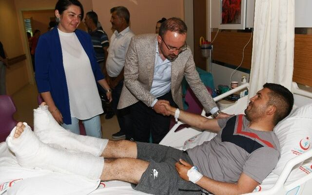 Çan Devlet Hastanesi yeni hizmet binasında hasta kabulüne başladı