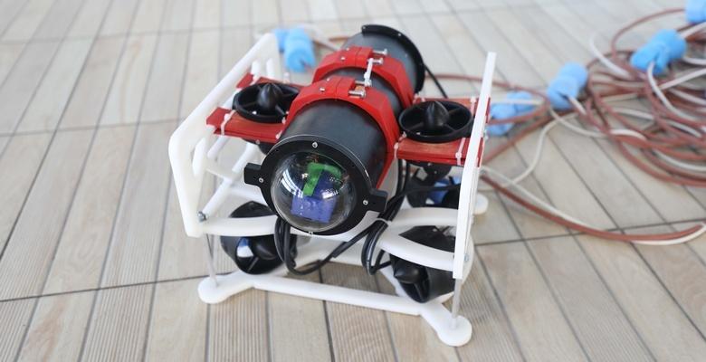 Edirne'li öğrencilerin su altı robotları TEKNOFEST'te finalde