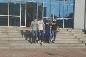 Keşan'da iş yerine silahlı saldırıya karışanlardan ikisi tutuklandı