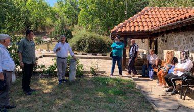 Edirne'den Balkanlardaki tekkelere ziyaret
