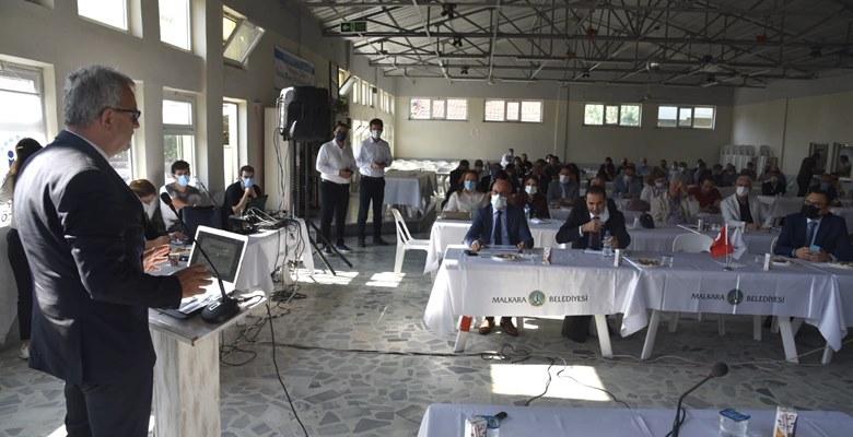 """Helvacıoğlu: """"Suyun ve yönetiminin önemini çok iyi biliyoruz"""""""