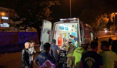 İstanbul'da trafik kazasında bir kişi ağır yaralandı