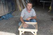 Keşan'lı marangozun kalburlarına büyük ilgi