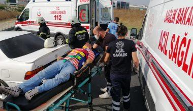 Feci kaza! 1 kişi öldü, 2 kişi yaralandı