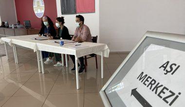 Trakya Üniversitesine kayıt yaptıran öğrencilere aşı imkanı