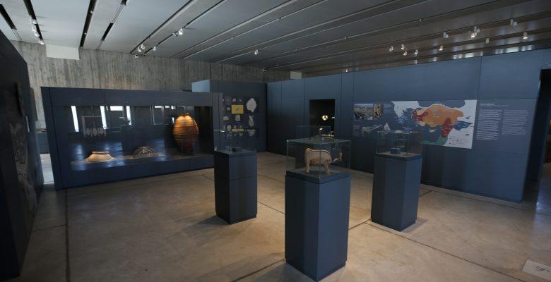 Troya Müzesi iki yıldır Avrupa'dan alınan ödüllerin gururunu yaşıyor