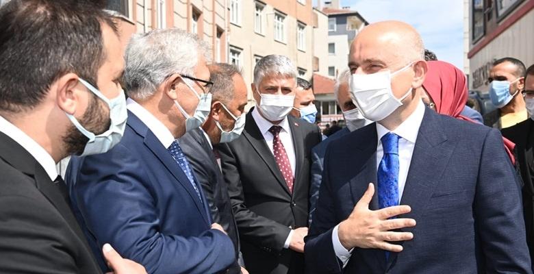 Ulaştırma Bakanı Karaismailoğlu'ndan 2 müjde birden