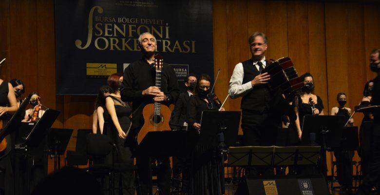Kağan Korad ve Tolga Salman'tan konser