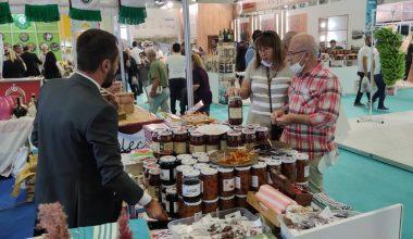 Bilecik'in yöresel ürünleri Antalya'da tanıtılıyor