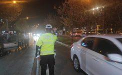 Bursa'da 300 polisin katılımıyla asayiş uygulaması yapıldı
