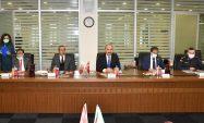 Vali Canalp, Kapıkule'de Bulgar yetkililerle görüştü