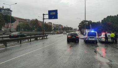 Bariyere çarpan alkollü sürücüye para cezası