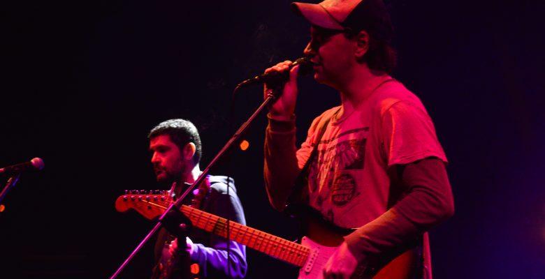 Rock müzik grubu Duman'dan konser