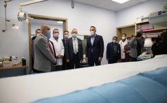 Sakarya'da açılan girişimsel radyoloji merkezi bölgeye hizmet verecek