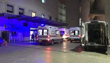 Yabancı uyrukluların kavgasında 1 kişi öldü, 2 kişi yaralandı
