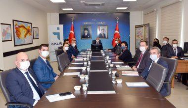 Tekirdağ İstihdam ve Meslek Eğitim Toplantısı yapıldı