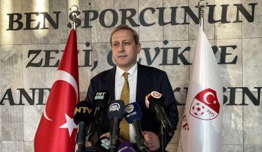 TFF ile Kulüpler Birliği, MHK'yi görüştü