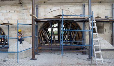 Uzunköprü doğal taş ve Horasan harcı kullanılarak restore edilecek